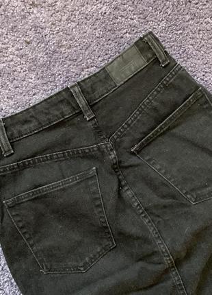 Джинсовая юбка миди5 фото