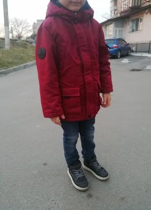 Rebel парка, куртка, курточка