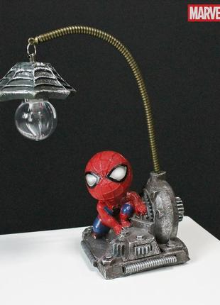 """Декоративная лампа """"spider - man"""" 😍"""