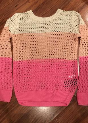 Кофта свитер для девочки 8-10лет h&m