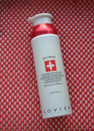 Мультивітамінний флюїд lovien essential silk cream