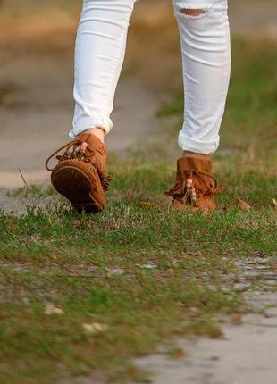 Летние сапожки ботинки