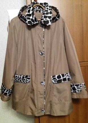 Ветровка, куртка р.54-56