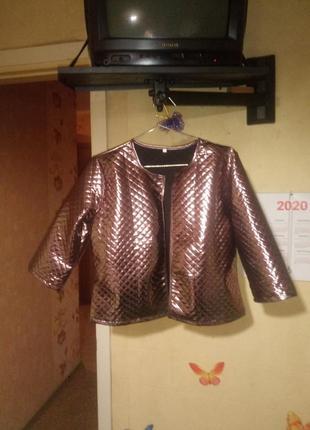 Курточка - пиджачок
