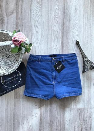 Красиві джинсові шортики від missguided