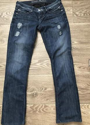 Классные джинсы guess