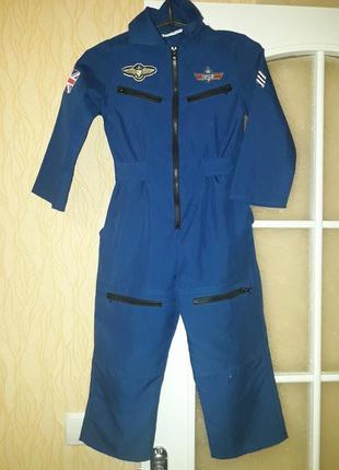 Карнавальный костюм пилота мальчику