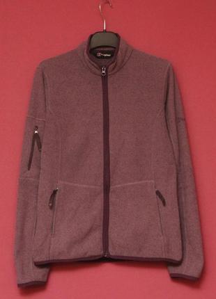 Berghaus 10 s-m wmns курточка из микрофлиса