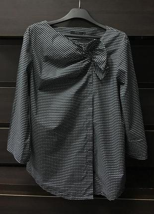 Блуза cos в стиле marni