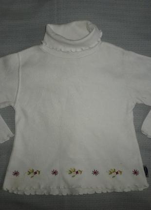 Водолазка,свитер на девочку на 6 лет