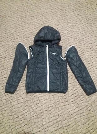 Безрукавка 2в1 куртка