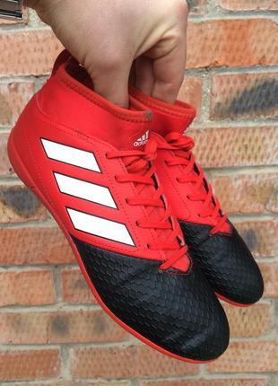 Футзалки adidas ace 17.3 in jr размер 38 (24 см.)