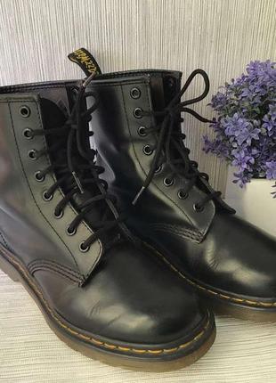 Легендарные  ботинки dr. martens