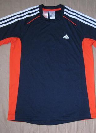 Adidas climacool (164) спортивная футболка детская
