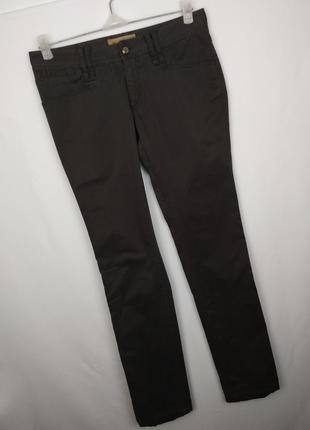 Джинсы брюки штаны новые оригинальные прямые massimo dutti размер 28