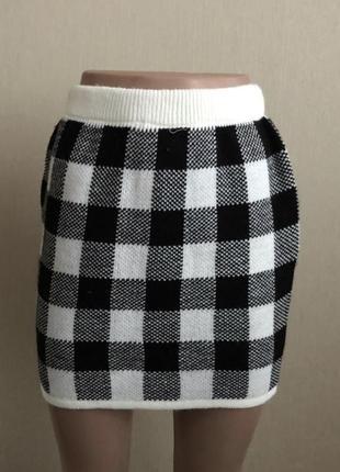Классная тёплая юбка