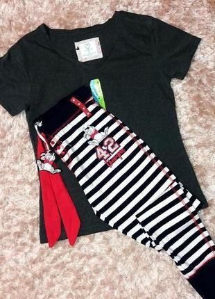 Пижама или костюм для дома , анг. 10-12 р. (евро 38-40 р.)