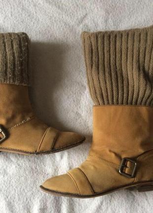 Ботинки/сапоги zara