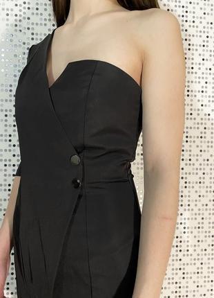 Чёрное платье6 фото