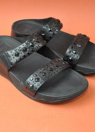 Шлепанцы fitflop 37р 24,5см
