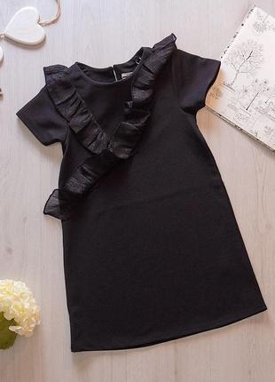 Нарядное платье для девочки piazza italia италия