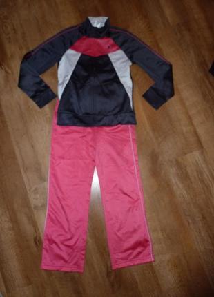 Спортивный костюм domyos на 8 лет рост 125-132 см