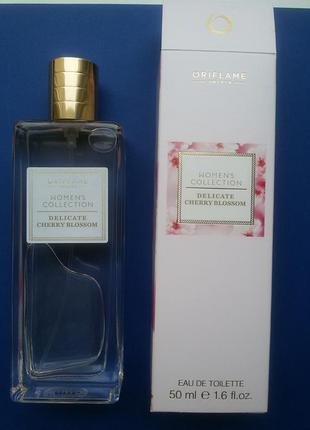 Oriflame delicate cherry blossom1