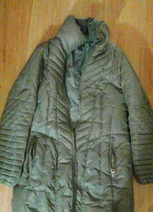Супер демисезонная куртка пуховик