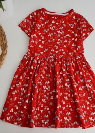 Платье на 6-7л.