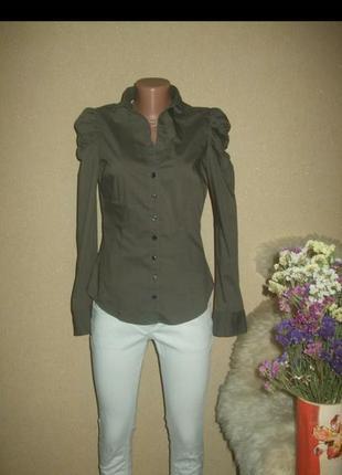 Блузка сорочка рубашка h&m