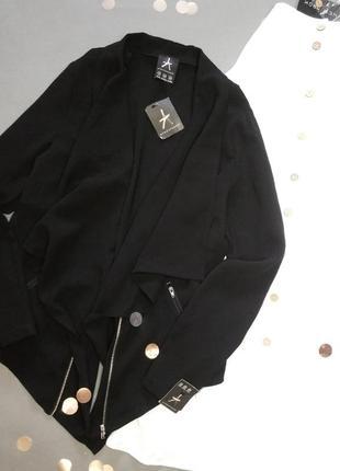 Пиджак - кофта на молнии , два в одном