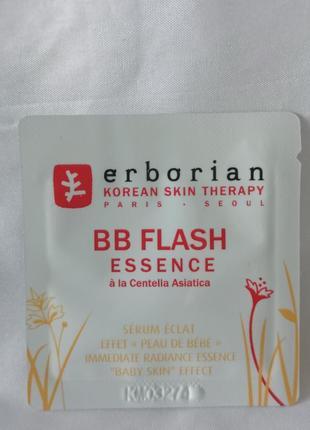 Erborian сыворотка против несовершенств кожи bb flash essence, 1,5 мл