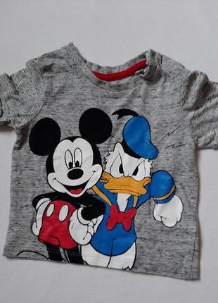 Детская футболка р 68 см
