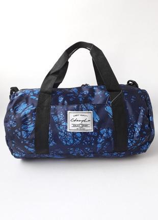 Небольшая дорожная, спортивная сумка