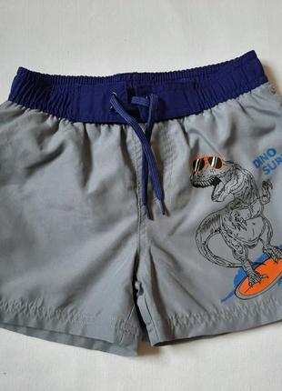 Пляжные шорты для мальчика. детские шорты р 5\110