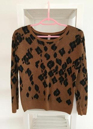 Теплый шерстяной / ангоровый свитер esprit