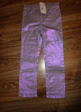 Новые брюки h&m на 6-7 лет , с этикеткой