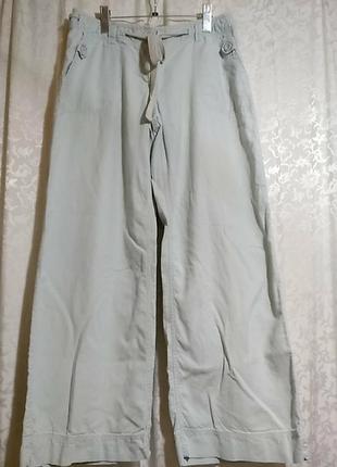 Next.льняные брюки.