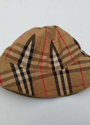 Burberry дизайнерская панама