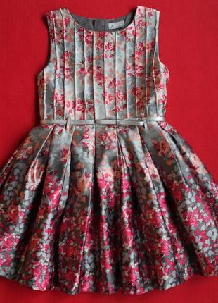 Платье matalan для девочки 7-8 лет