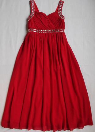 Платье little для девочки 7-8 лет
