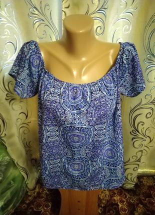 Очень красивая блуза primark