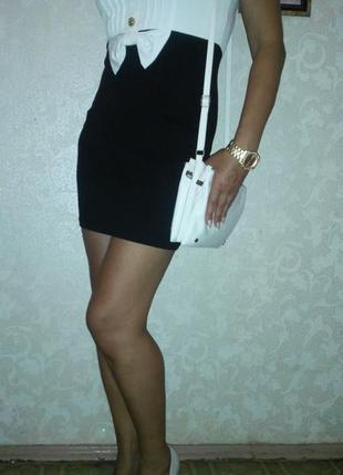 Платье-бандо