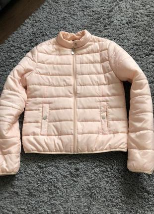 Куртка дутая пуффер пуховик