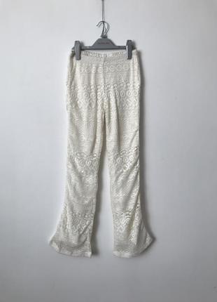 Штани білі h&m