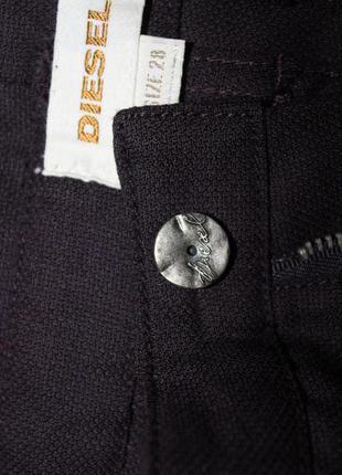 Diesel новые зимние шерстяные брюки