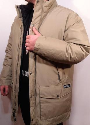 Woolrich appalachian arctic parka парка куртка 3 в 1 пуховик пух 80% италия