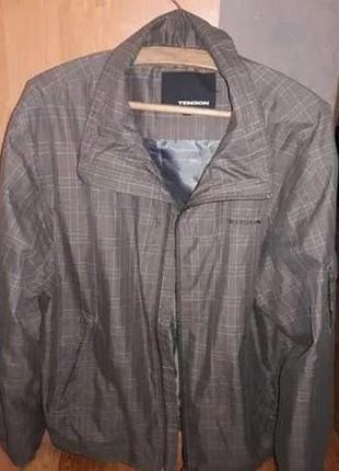 Продам эко-куртку демисезон фирмы tenson! климат-контроль