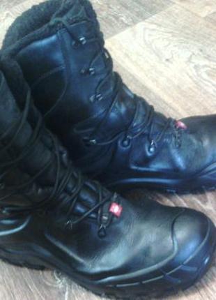 Engelbert strauss ботинки высокие теплые разм.46