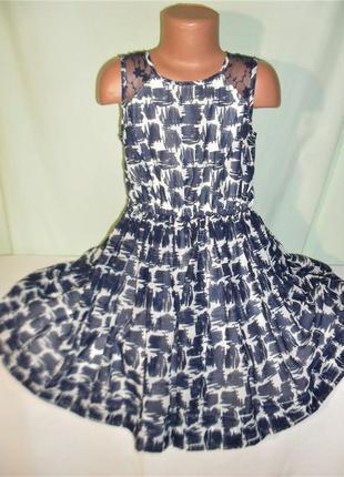 Платье на 8лет